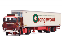 WSI Grangewood Scania 141 V8 with Reefer Trailer